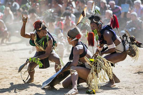 HAVE YOU VISITED THE HORNBILL FESTIVAL?
