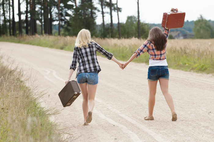 Why you should travel with your sister