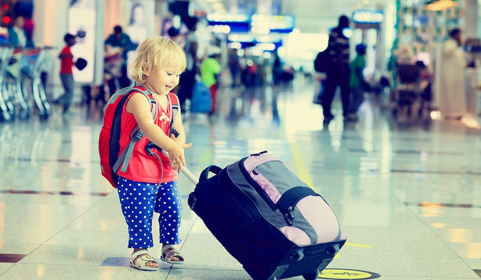 Why should you travel with your kid from a young age